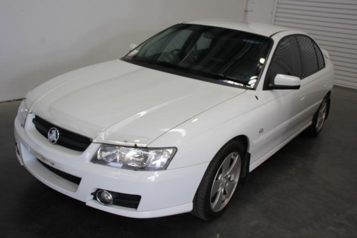 2005 Holden Commodore Lumina VZ Automatic Sedan 144,076km