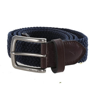 NAUTICA Men`s Handcrafted Woven Stretch