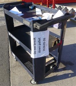 Kincrome Contour Metal Trolley, Dim: 73x