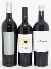 Mixed Sth American Red Blends Pack (3x 750mL)