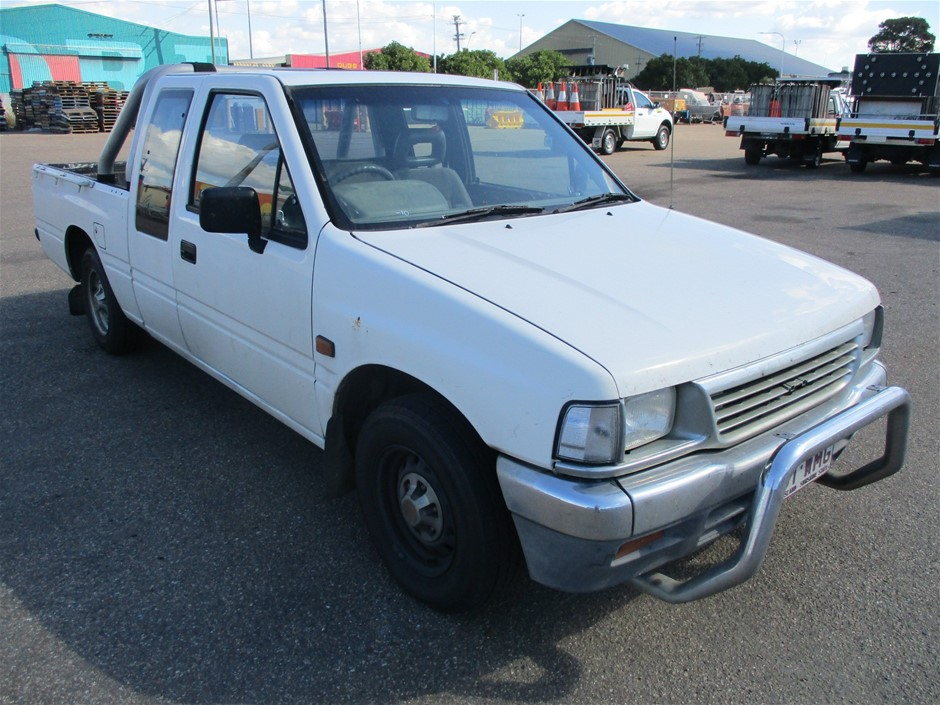 1995 Holden Space Cab TFR 17 HP Truck Automatic Ute