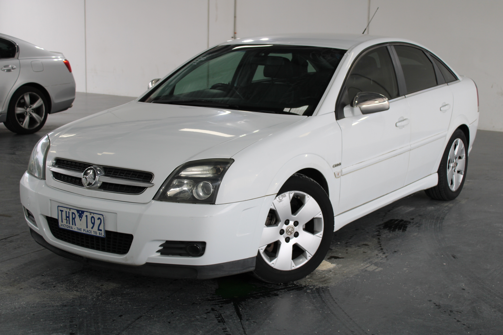 2003 Holden Vectra CDXi ZC Automatic Hatchback