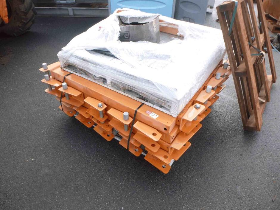 Pallet of Unused Scaffolding