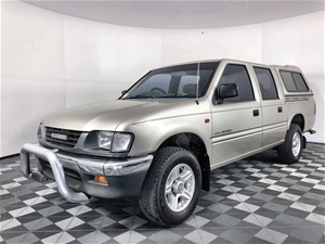1998 Holden Rodeo LX Dual Cab