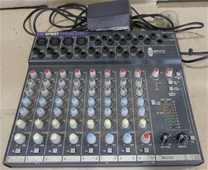 SoundCraft Folio Spirit Lite-Mixer