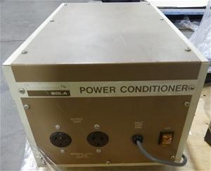 Solar Power Conditioner Model SOLAR