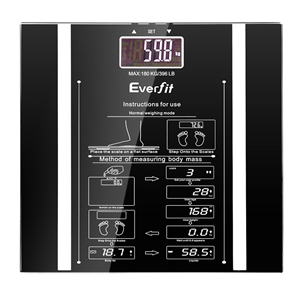 Everfit Electronic Digital Body Fat Scal