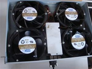 Qty 3 x Cooling Fans