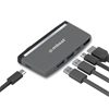 mbeat MB-UCH-59GRY EssentialPro 5-IN-1 USB- C Hub