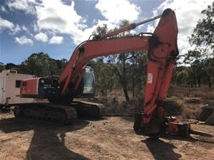 2007 Hitachi ZAXIS 240 Excavator