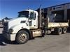 2010 Mack Metro-Liner 6x4 Tipper / Crane Truck