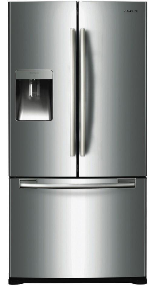 Samsung 583L French Door Refrigerator (SRF583DLS) (Reconditioned)