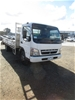 2009 Mitsubishi Canter 4.0t Tray Body Truck