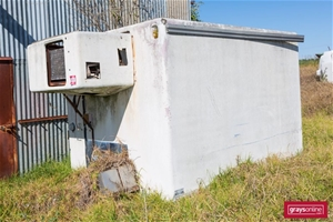 Refrigerated Container and Contents