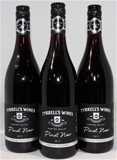 Tyrrells `Special Release` Pinot Nor 2017 (3x 750ml), Hunter Valley