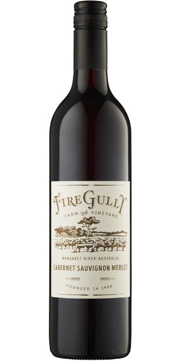 Fire Gully by Pierro Cabernet Merlot 2016 (12 x 750mL), Margaret River, WA.