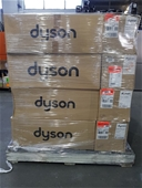 Pallets of USED/UNTESTED Dyson Vacuum Cleaners - NSW Pick up