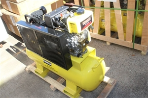 Unused Formula 3 Cylinder 6HP Diesel Air