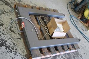 Unused MM Mu-3000K Electronic Pallet Sca