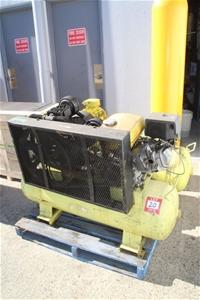 Formula, 3 Cylinder Single Stage 45 CFM