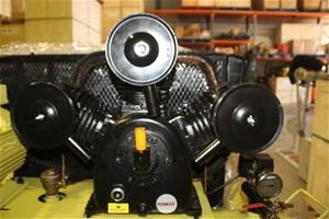 Unused Formula Three Cylinder 38.5CFM Ai