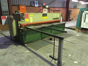 Guifil Ghe-630 Guillotine