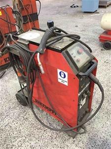 Mobile Kempomat 3200 Mig/Mat Welder,