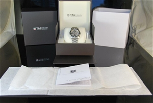 """Gents Tag Heuer """"1/10th"""" Automatic SS wa"""