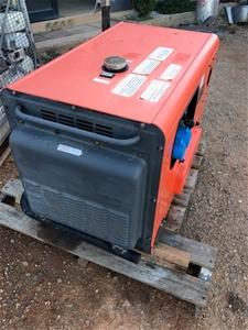 2012 Winsun 9Kva Generator