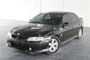 2001 Holden Commodore S VX Automatic Sed