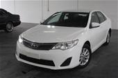 2012 Toyota Camry Altise ASV50R Automatic Sedan