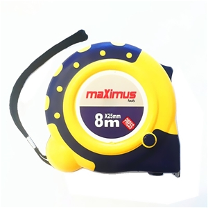 Approx 48 x 8m steel measuring tape with
