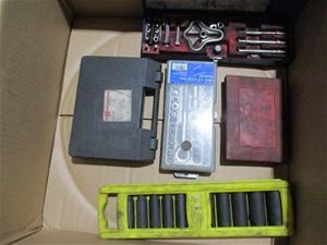 5 Assorted Tool Kits