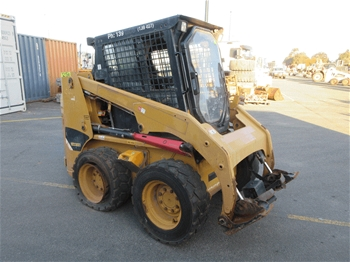 Caterpillar 226B-3 Skid Steer