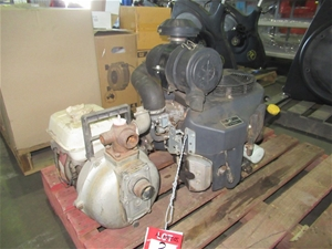 A Qty of 2 Motors (Pooraka, SA)