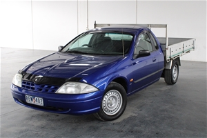 2001 Ford Falcon XL S11 Super Cab Tray U