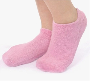 1 x Pair Aloe Vera Moisturizing Socks