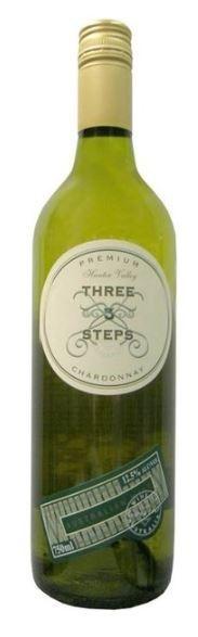Three Steps Chardonnay 2015 (12 x 750mL) Hunter Valley, NSW