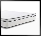 Apollo Black - Cold Foam Pillow Top Mattresses
