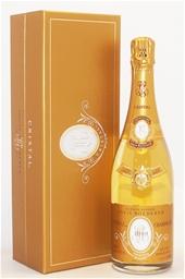 Louis Roederer `Cristal` Brut 1999 (1 x 750mL), Champagne,5 Star Prov