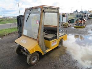 Taylor Dunn Utility Vehicle