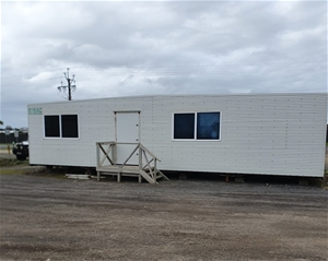 EMAC 12x3m Hut (Robe, SA)