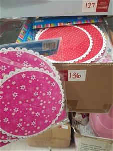 Cardboard Cupcake Stands