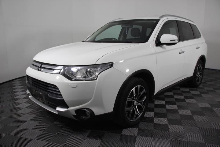 2014 Mitsubishi Outlander Aspire 4WD Turbo Diesel Auto 7 Seat Wagon