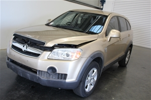 Holden Captiva SX (4x4) CG Turbo Diesel