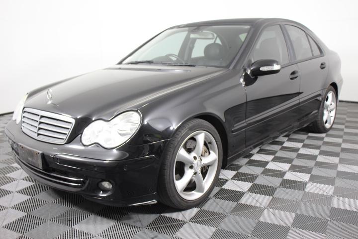 2006 Mercedes Benz C180 Kompressor Classic W203 Automatic Sedan