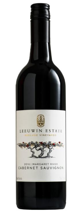 Leeuwin Estate Prelude Cabernet Sauvignon 2016 (12 x 750mL), Margaret R