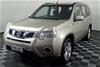 2012 Nissan X-Trail ST (4x4) T31 CVT Wagon
