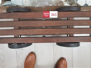 Wooden Cart / Prop