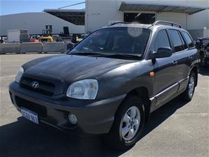 2004 Hyundai Santa Fe GLS (4x4) Automati